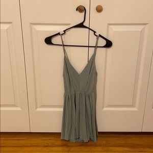 Silence and Noise romper